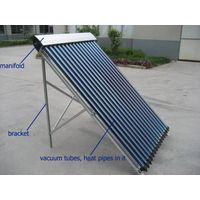 Solar Collector with Evacuated Tube thumbnail image