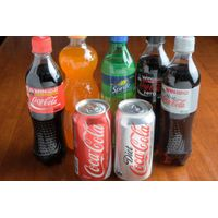 Coca Cola 330ml Cans, Coca Cola Light(Diet) 330ml Cans, Pepsi 330ml, Fanta Orange 330ml... thumbnail image