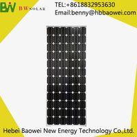 BAOWEI-300-310-72M Monocryslline Solar Module