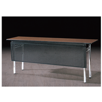Good Quality Hotel Conference Folding Stainless Steel Rectangular Table #YF-088 thumbnail image
