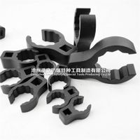 carbon steel crow foot spanner 24-80mm, thumbnail image