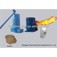 Biomass sawdust burner / Biomass wood sawdust burner connect gas boiler, coal boiler, tobacco drying thumbnail image