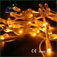 Star LED String Light for Holiday Decoration/LED Christmas Lights Chain-Golden Ball thumbnail image