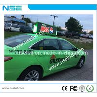 Taxi Top LED Display Screen