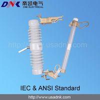 11kV dropout fuse cutout with porcelain insulator