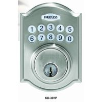 ANSI Grade 3 Electronic Deadbolt Lock