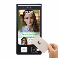 10.1 inch touch screen face recognition access control system thumbnail image