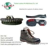 Shoe Moulding Machines