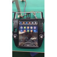 Android vertical car dvd for toyota prado 2014