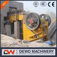 PEF750*1060 jaw crusher