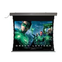 Electric Tab Tension Projection Screen