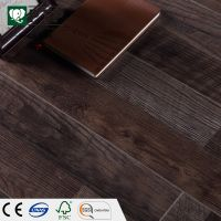 ac5 best price PTP floor specification of parquet yellow color laminate flooring