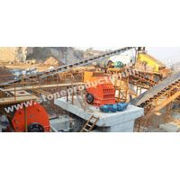 Professional designed stone crushing production line with superior quality thumbnail image