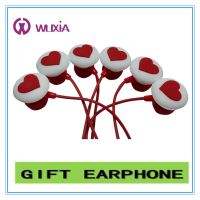 Portable Mini Wired Stereo Bass Earphone For Mobilephone MP3 MP4 With Microphone