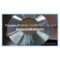 316L stainless steel strip deburred edge for finned tube