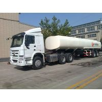 HOWO 2300L AVIATION FUEL TANKR TRAILER