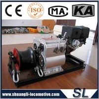 Hot Sales 5Ton Diesel Engine Driven Winch