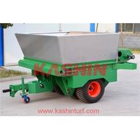 Golf Sand Top Dresser, Golf Top dressing Machine, Golf Sand Spreader