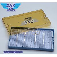 Surgical Instrument Care and Handling Instructions Pak Surgical