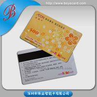 Cr80 Standard Full Color Printed PVC Cards