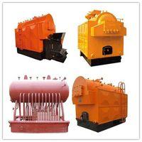 Chain grate hot water biomass boiler made in xinda