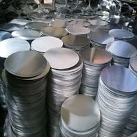 China Hot rolling Aluminum circle