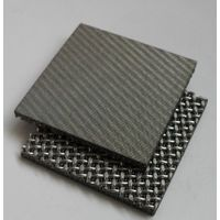 multilayer 20 micron 316L Plain Weave Sintered Square Woven Wire Mesh for filtration industry thumbnail image