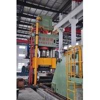 3000 ton forging hydraulic press under construction