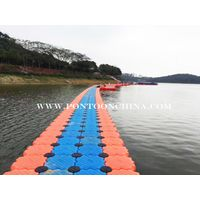 Plastic floating jetty floating pier floating solar floating platform floating bridge floating house