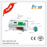 Single Double Voice Alarm Medical Syringe Pump for ICU CCU