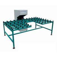 Glass border polishing machine
