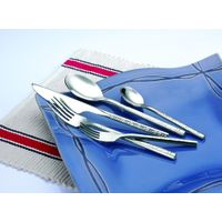 Stamping Round Handle Stainless steel cutlery set thumbnail image