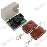 4CH RF Wireless Remote Control Transmitter & Receiver
