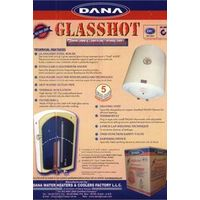 DANA GLASSLINED WATER HEATER - UAE/INDIA/AFRICA/QATAR/BAHRAIN/KUWAIT