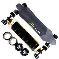 AEboard AX Electric Skateboard,Flex Flexible Battery,electric longboard motorized skateboard