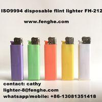 FH-212 disposable flint lighter