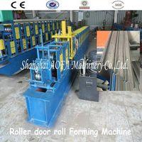Roller Shutter Slate Roll Forming Machine