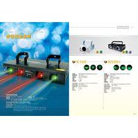Step motor laser
