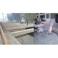concrete expansive agent for jointless concrete design