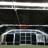Agricultural Blackout Light Deprivation Greenhousecustom Single Span Greenhouse thumbnail image