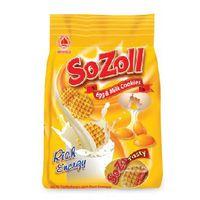 Sozoll eggs & milk cookies