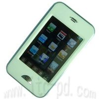 2.8 Inch Touch Screen MP4 Player with Camera (ITC-4H033C)