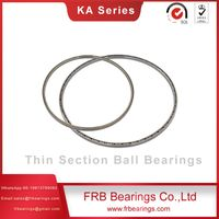 Thin section four point contact ball bearing KA series