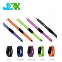 JXK New Model bluetooth cicret smart bracelet ID101 pedometer wristbands heart rate smart bracelet thumbnail image
