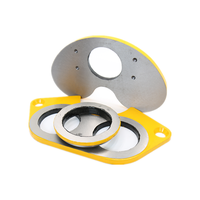 Schwing Concrete Pump Wear Plate and Cutting Ring thumbnail image