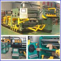 the best seller 500-1600mm BRJ transformer copper aluminum foil winding machine thumbnail image