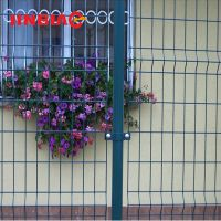 decorative Building metal wire mesh garden fence