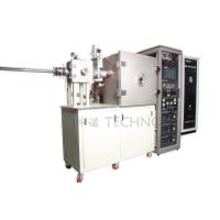 JCPY500 Magnetron Sputtering Coating System Machine with Sample Room thumbnail image