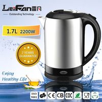 Cheap 1.7L Rotatable Teapot Electric Kettle