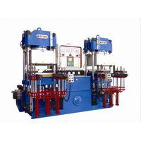 200T Vacuum Rubber Molding Press Machine,Vacuum Rubber Compression Molding Press Machine thumbnail image